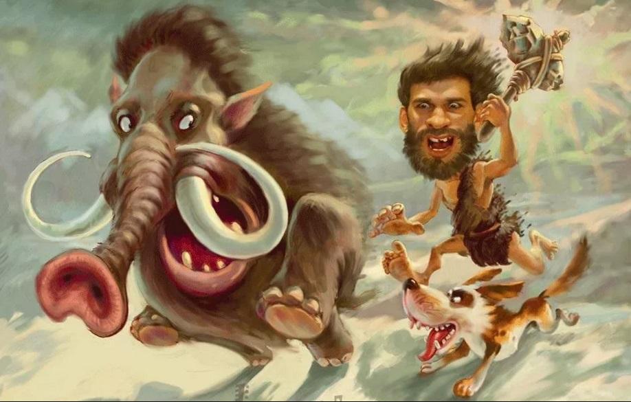 охотник за мамонтом
