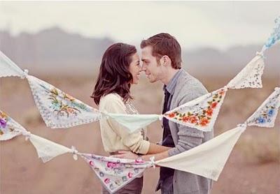 1 год свадьбы ситцевая свадьба