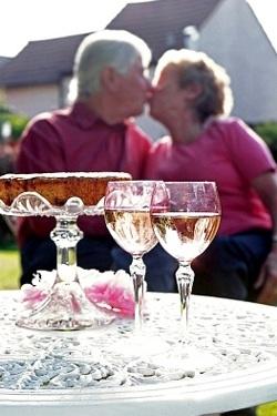 41 год свадьбы