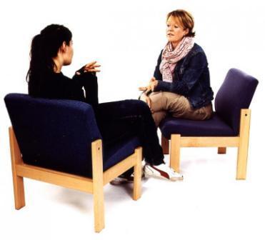 помощь психологоа - сеанс у психолога