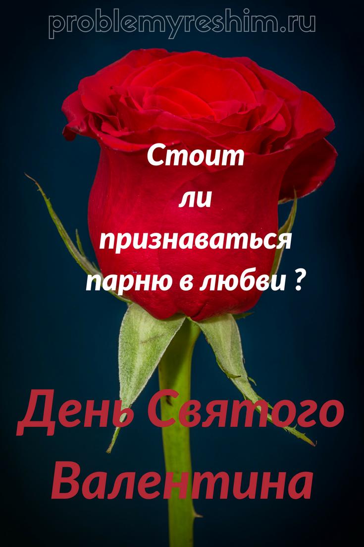 14 февраля — единственный день в году, когда любая девушка на законном основании может признаться в любви парню. Не теряем эту возможность и читаем советы в статье, как это правильно сделать. #valentinesday #valentine #valentinesdaygift #valentinesgift #valentinesdaygiftideas #Valentine #деньсвятоговалентина