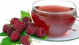 Чай из малины от простуды