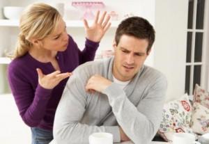 ссора с молодой семье