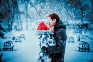 влюбленная пара и вопросы семейной жизни