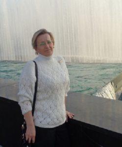 Ольга Мещерякова фото